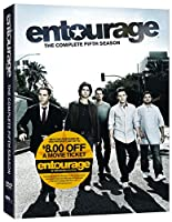 Entourage: The Complete Fifth Season [DVD] [Import]