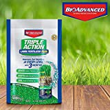 BioAdvanced 709861F Science-Based Solutions Lawn Weed and Feed, 5,000 Sq Ft, Granules