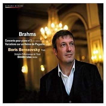 Brahms: Concerto pour piano n°2
