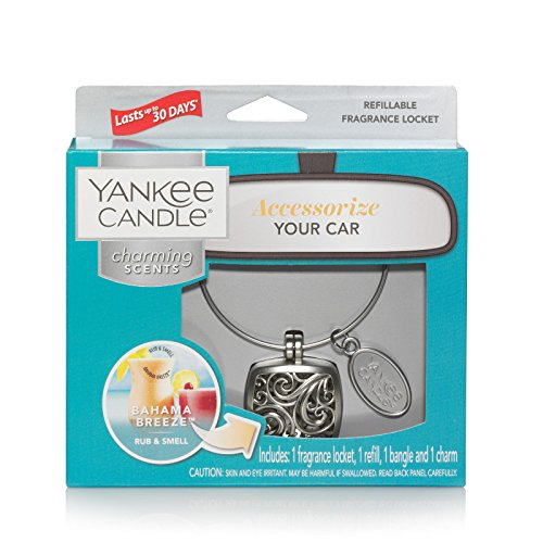 Yankee Candle Charming Scents Square Starter Kit, Bahama Breeze