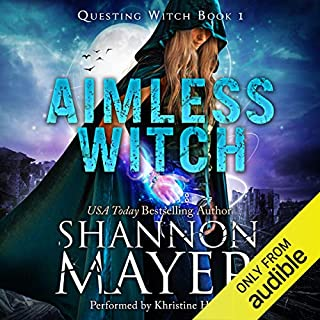 Aimless Witch cover art