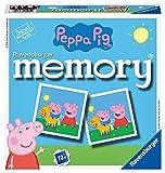 Ravensburger Juego Infantil 21415 Peppa Pig Memory