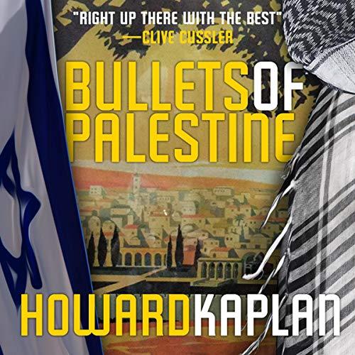 Couverture de Bullets of Palestine