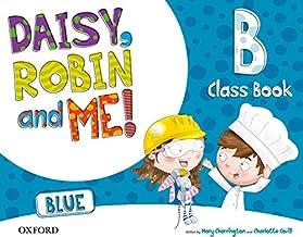 Pack Daisy, Robin & Me! Level B. Class Book (Color Azul) (Daisy, Robin and Me!) - 9780194807654
