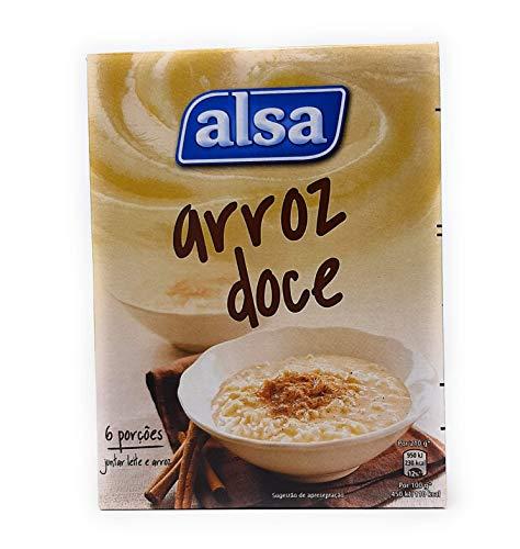 Arroz Doce / Arroz Con Leche (Portuguese Rice Pudding - Ready to Make) - 125g