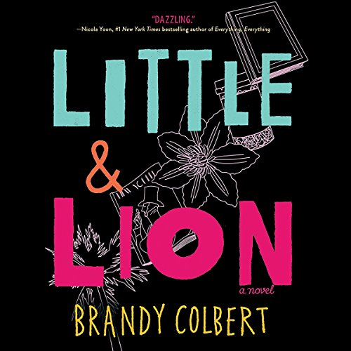 Little & Lion audiobook cover art