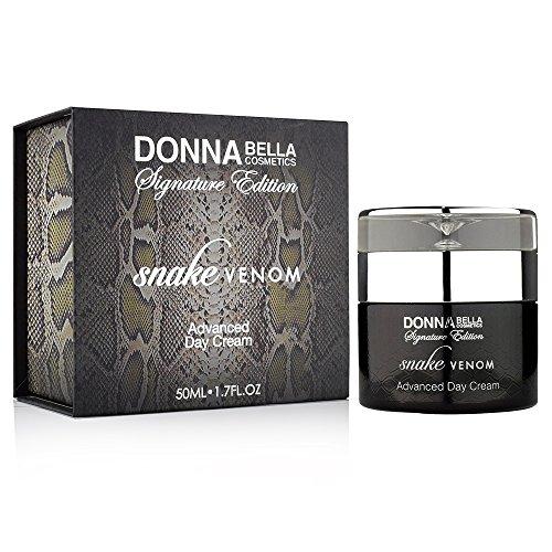 Donna Bella Cosmetics - Crème de jour avancée au venin de serpent