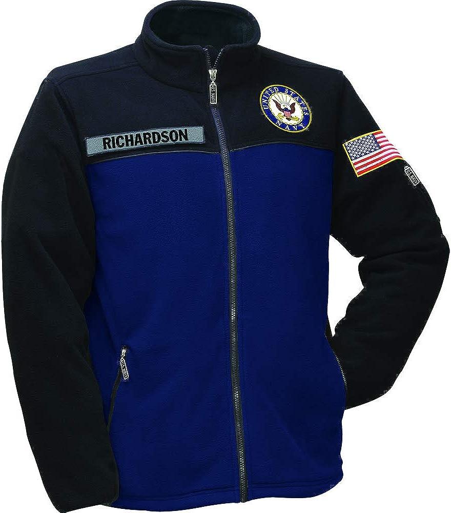 U.S. San Jose Mall Military Brand new Fleece Jacket Gifts–Military - Gifts