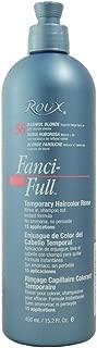 ROUX Fanci-Full Rinse Temporary Hair Color Bashful Blonde 15 oz (Model: ROU5056)
