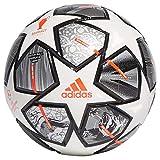 adidas GK3479 Finale Mini Soccer Ball Mens Pantone/White 1