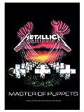 armardi Metallica Poster Fahne Master of Puppets