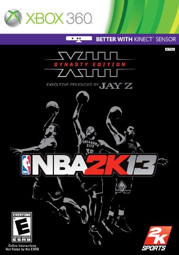 Take-Two Interactive NBA 2K13 - Juego (Xbox 360)