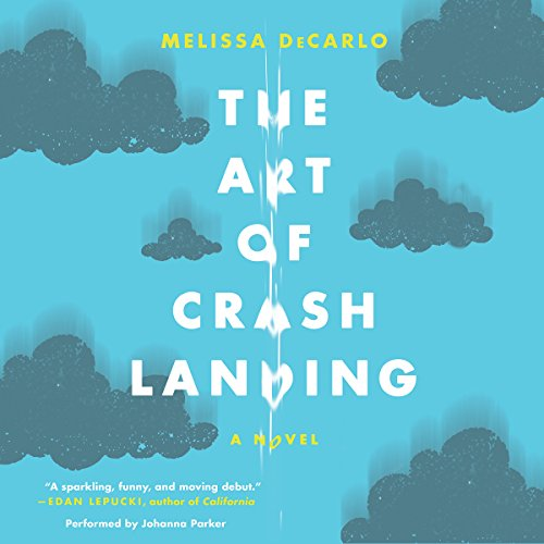 The Art of Crash Landing audiobook cover art