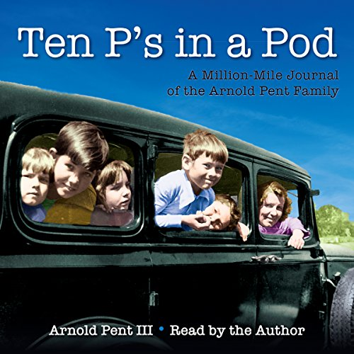 Ten P's in a Pod audiobook cover art