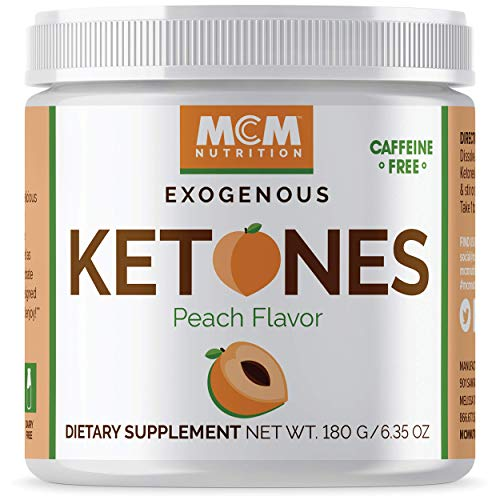 MCM Nutrition – Exogenous Ketones Supplement & BHB - Boosts Energy -...