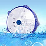 """1. Blufree Floating Pool Lights, LED Color-Changing Magnetic Pool Light 100% Waterproof Starfish Lamp, 3.3"""" Aquarium Pond Pool Spa Bath Light. Decor for Party Event Vase Wedding Halloween"""