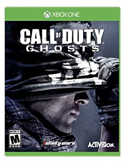 Call of Duty: Ghosts - Xbox One (B00CX6XKK6) | Amazon price tracker / tracking, Amazon price history charts, Amazon price watches, Amazon price drop alerts