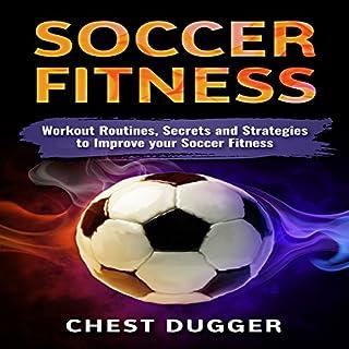 Soccer Fitness audiobook cover art