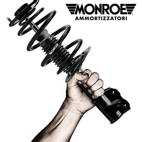 Kit 4amortiguadores Monroe 16306delanteras + traseras 23473