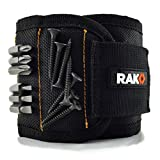 RAK Magnetic Wristband with Strong Magnets for Holding Screws,...
