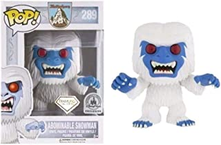 Funko Pop! Disney #289 Abominable Snowman Diamond Collection (Disney Parks Exclusive)