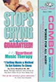 Stops Crying - Heartbeat Lullabies CD Vols. 1 & 2