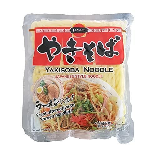 J-Basket Yakisoba Noodle - 150gr