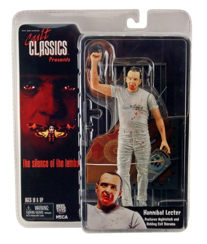 Action Figur Cult Classics: silence of the lambs - Hannibal Lecter