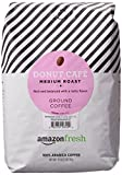 AmazonFresh Donut Cafe Ground Coffee, Medium Roast, 32 Ounce (Pack of 1)