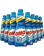 Omo Vloeibaar Wasmiddel Wit - 168 wasbeurten - 8 x 735ml - Voordeelverpakking