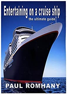 MMS Entertaining on Cruise Ships by Paul Romhany - Book
