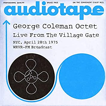 Live From The Village Gate, NYC, April 28th 1975 WRVR-FM Broadcast