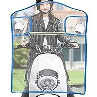 原付 スクーター ウインドスクリーン バイク 汎用 透明 ウインドスクリーン 風よけ 風除け 虫除け 取付簡単