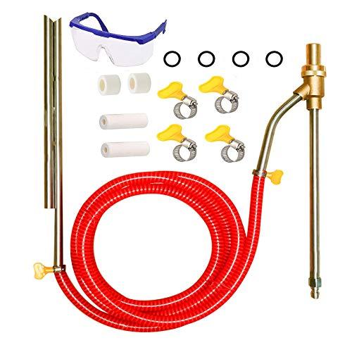 BOTINDO Pressure Washer Sandblasting Kit,Wet Sandblasting...