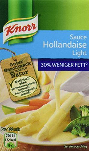 Knorr Tafelfertige Hollandaise light Soße 250 ml