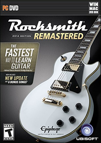 Rocksmith 2014 – Remastered + Cable Edition