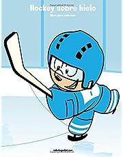 Hockey sobre hielo libro para colorear 1: Volume 1