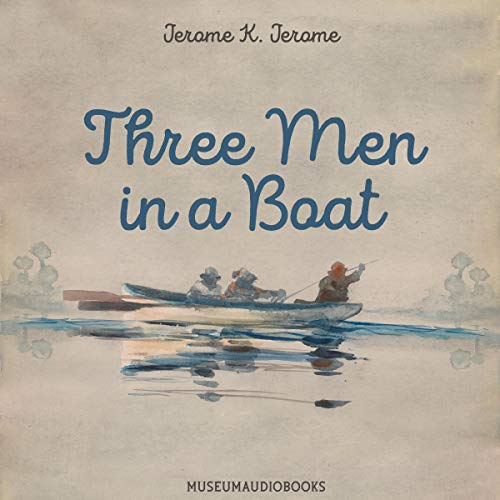 『Three Men in a Boat』のカバーアート