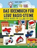 Tipps für Kids  Das Ideenbuch für LEGO   Basis-S