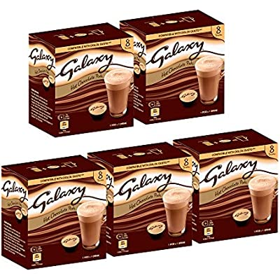 Cheap Galaxy Hot Chocolate Dolce Gusto Compatible Pods