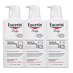 best top rated eucerin baby shampoo 2021 in usa