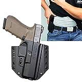 Bravo Concealment: Glock 17, 22, 31 (Gen 3-5) OWB Gun Holster