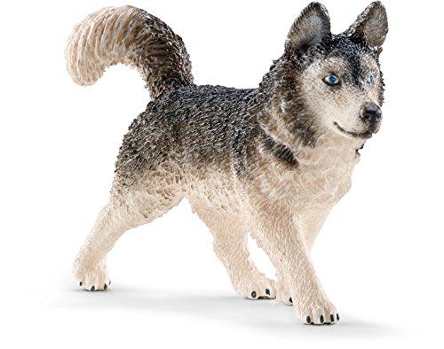 Schleich 16835 - Husky, Tier Spielfigur