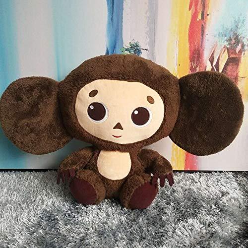 yitao Stofftier Anime Cartoon Cheburashka Großer Plüsch Gefüllte Spielzeugpuppe Kindergeburtstag