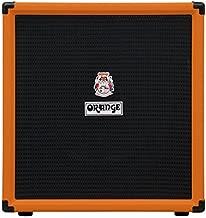 Orange Crush Bass 100W Bass Guitar Combo Amp, Orange