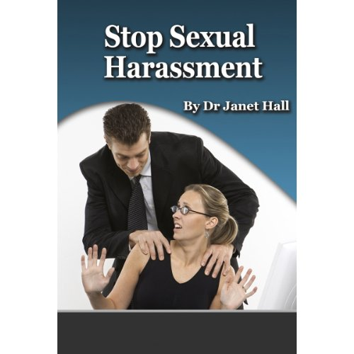 Stop Sexual Harassment audiobook cover art