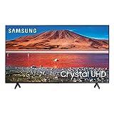 Samsung 43' Class TU700D-Series Crystal Ultra HD 4K Smart TV UN43TU700DFXZA (2020 Model)