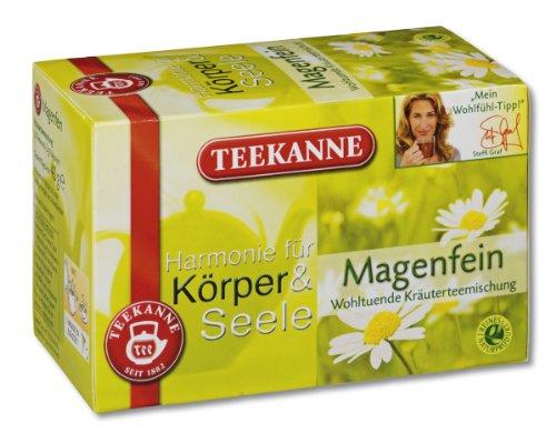 Teekanne Magenfein 20 Beutel je 2 g