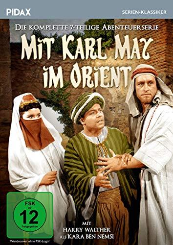 Mit Karl May im Orient / Die komplette 7-teilige Abenteuerserie (Pidax Serien-Klassiker)
