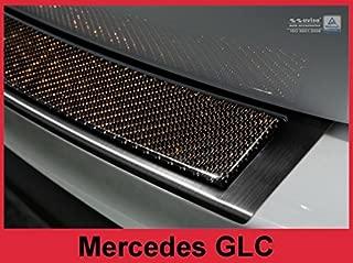3235814 Art Spangenberg Protection de seuil de Chargement en Acier Inoxydable pour Mercedes Benz GLE Coup/é C253 Crossover SUV C 253 /à partir de lann/ée de Construction 03.2015